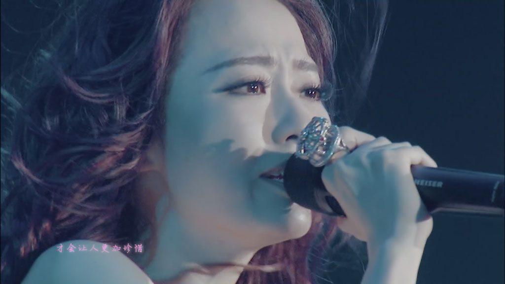 [1080P] 张靓颖 终于等到你 Bang the World巡回演唱会Live