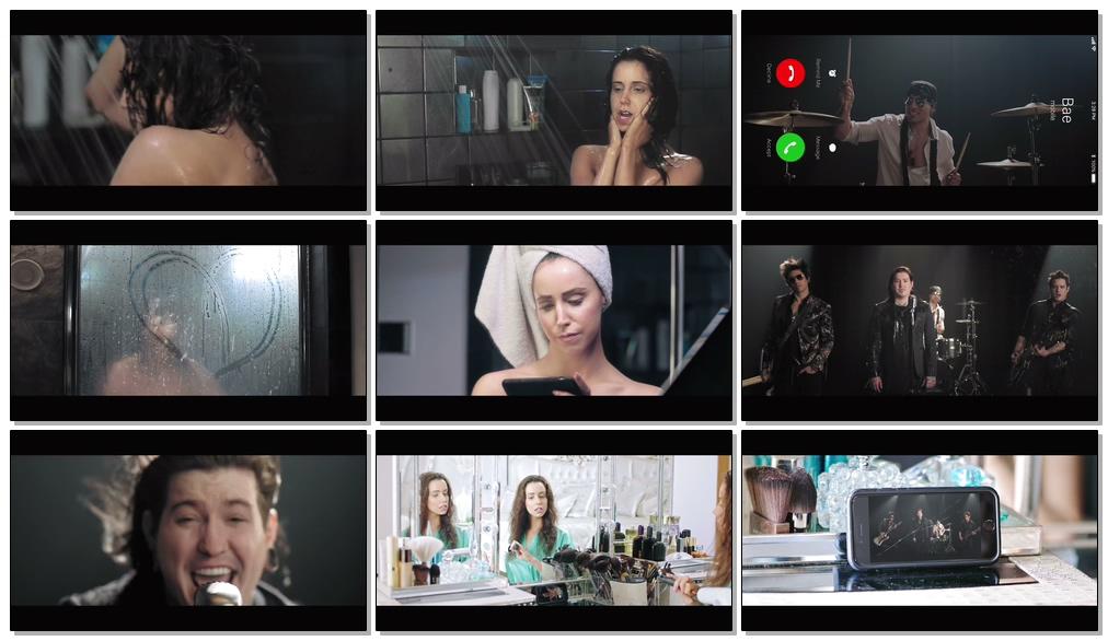 [1080P] Escape The Fate - Broken Heart (Official Video)