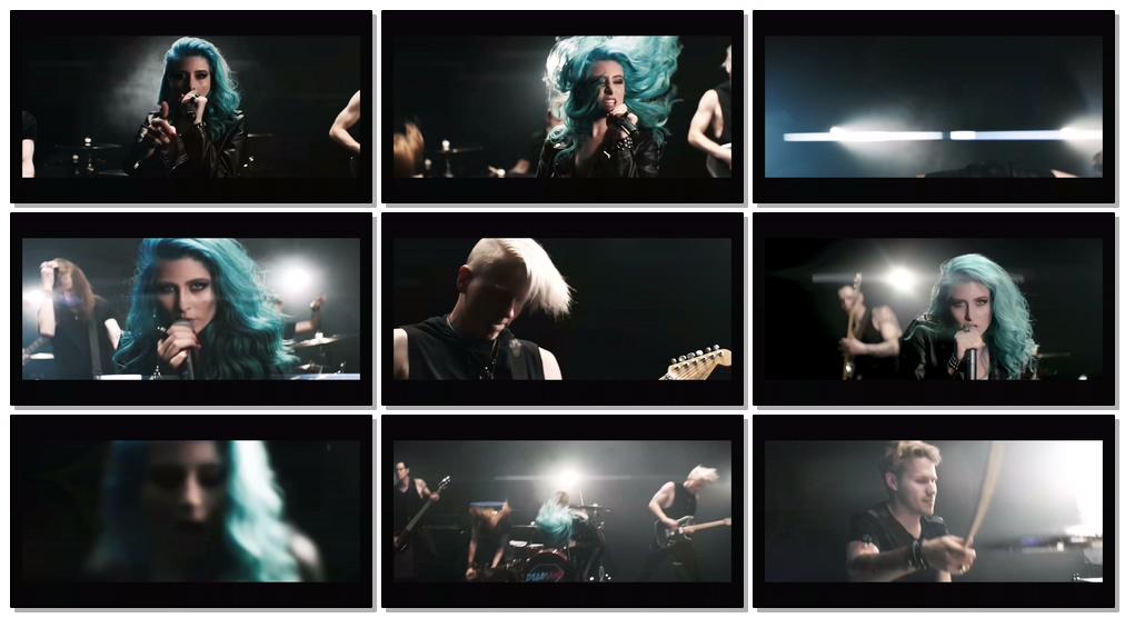 [4K] DIAMANTE - Haunted (Official Video)