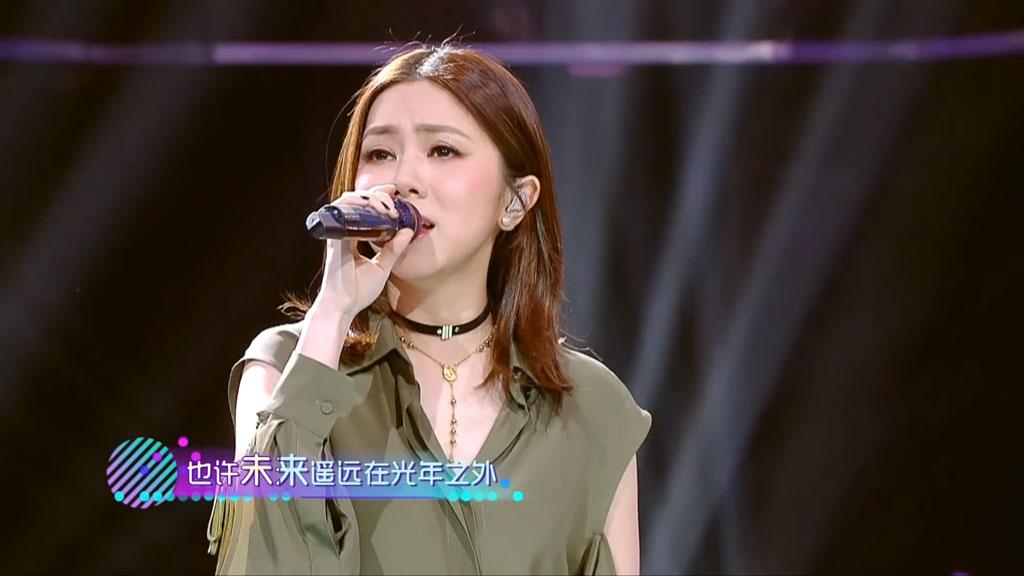 [1080P] G.E.M.邓紫棋《光年之外》《嗨!唱起来》第5期LIVE