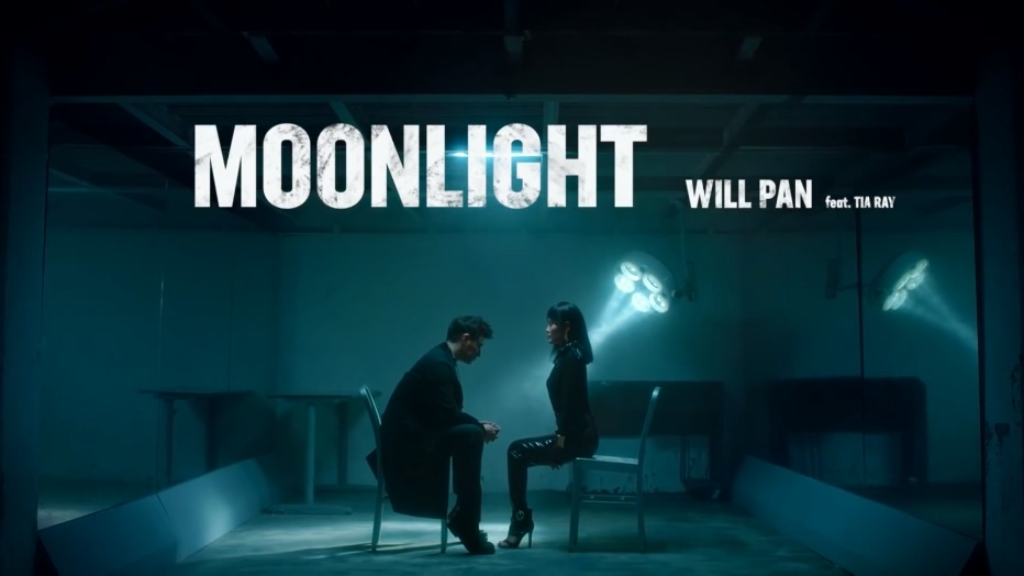 [1080P] 潘玮柏;袁娅维 - Moonlight(英文版) 官方HD-MV 首发