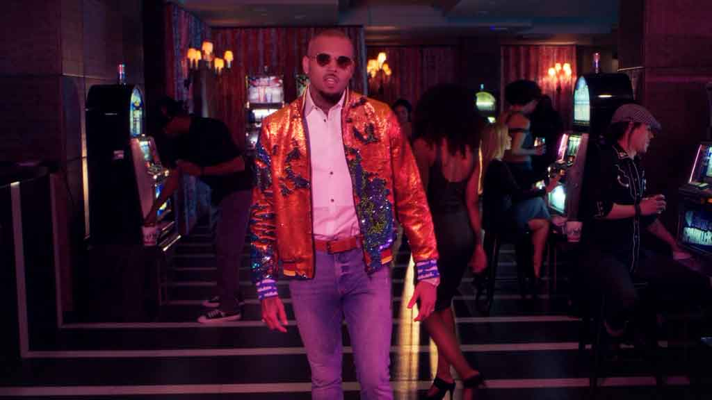 [1080P] Chris Brown - Privacy 官方HD-MV