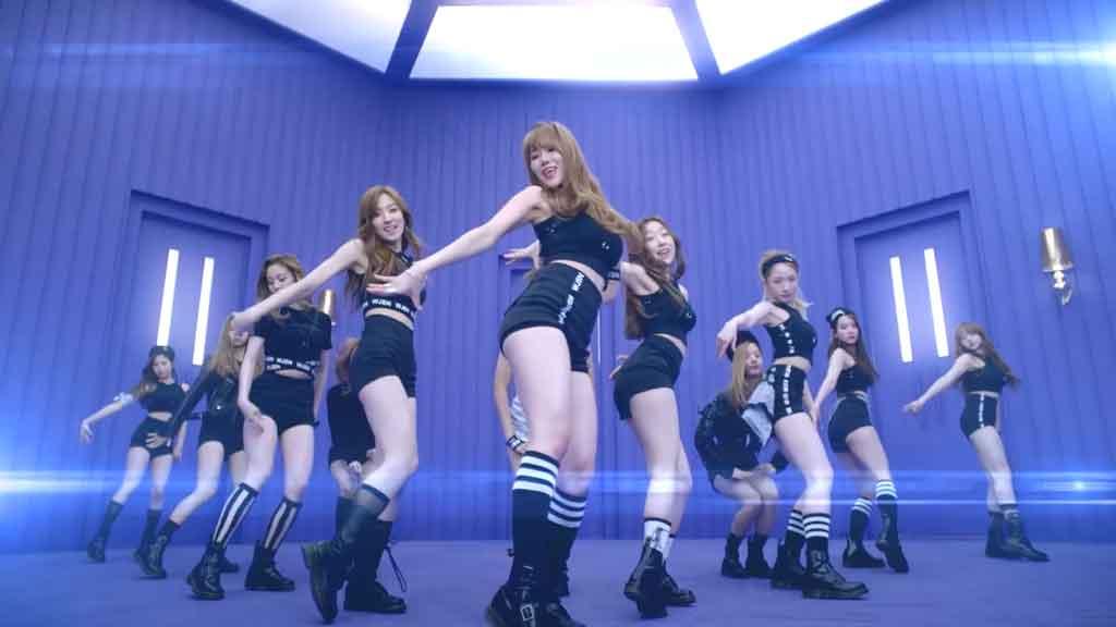 [1080P] 宇宙少女(WJSN) - Catch Me 官方MV