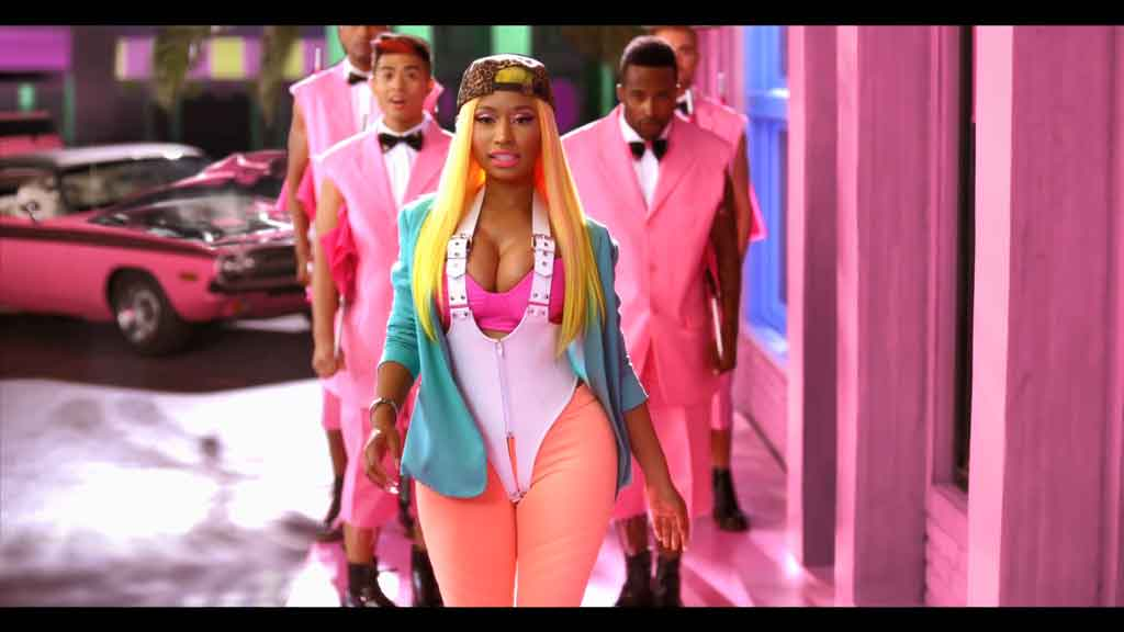 [1080P] Nicki Minaj - The Boys  高码版