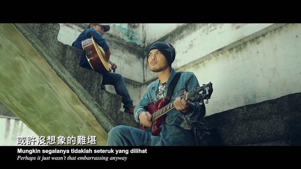 [1080P] 黄明志&黄安熙《爸爸的梦》官方完整版MV