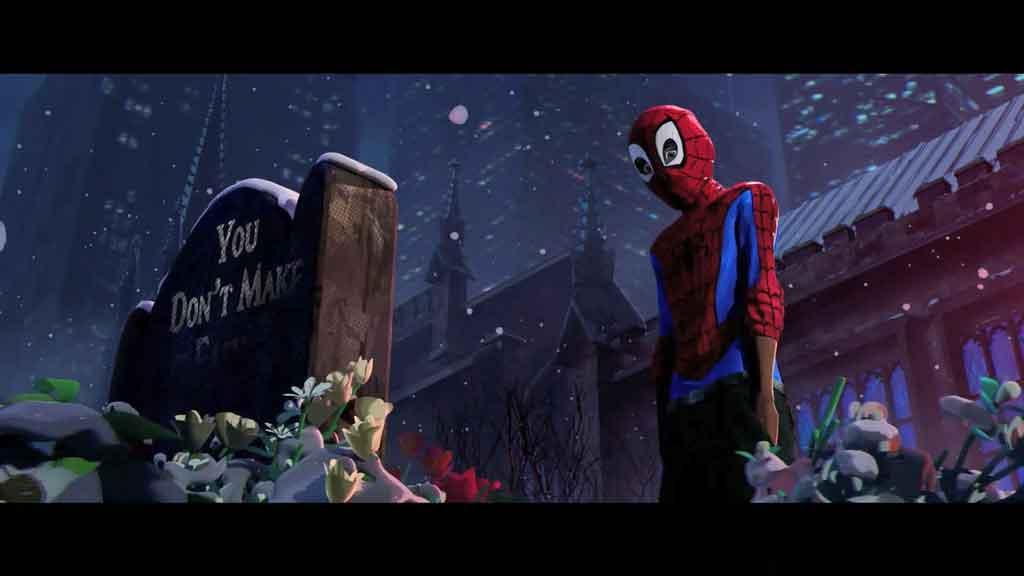 [1080P] Post Malone&Swae Lee - Sunflower 动画电影《蜘蛛侠:平行宇宙》主题曲