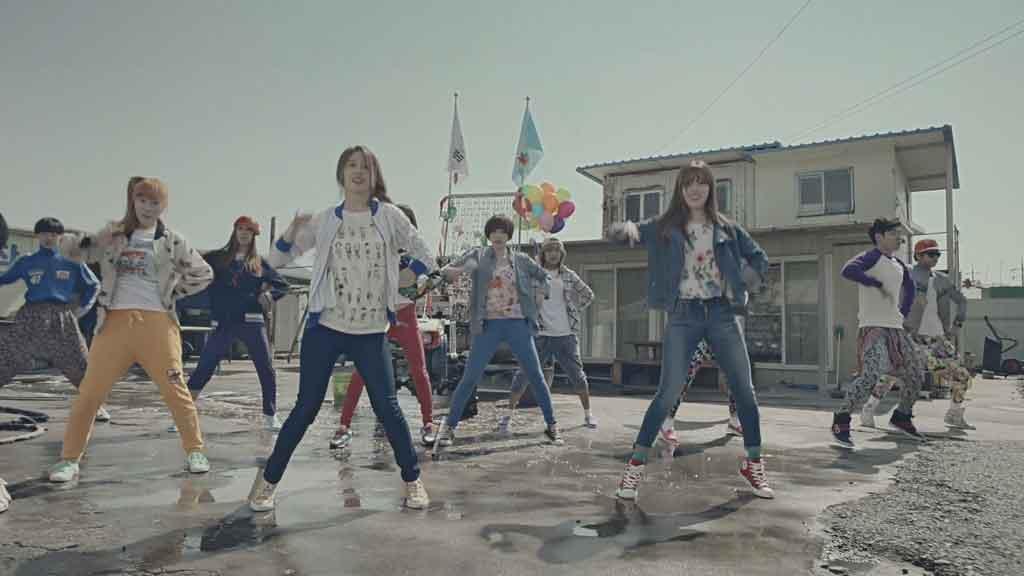 [1080P] T-ara N4 - Jeon Won Diary(Drama ver.) (Melon - 359M)完整剧情版