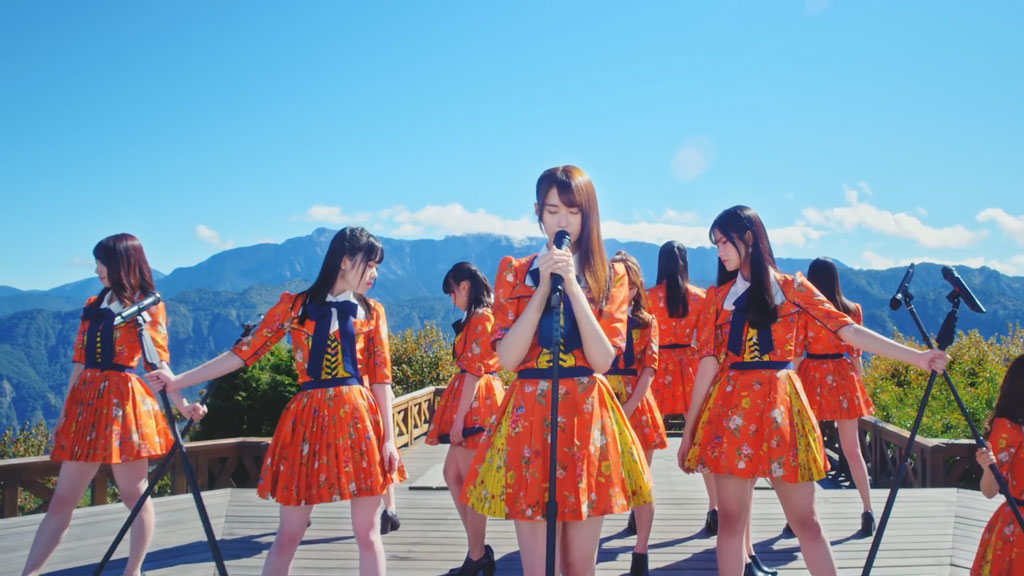 [1080P] AKB48《勇往直前》官方完整版无水印MV