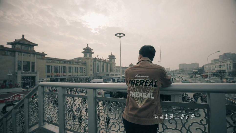 [1080P] 半阳 - 流浪 官方HD-MV