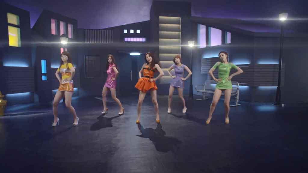 [1080P] Girl's Day - Oh! My God 官方HD-MV