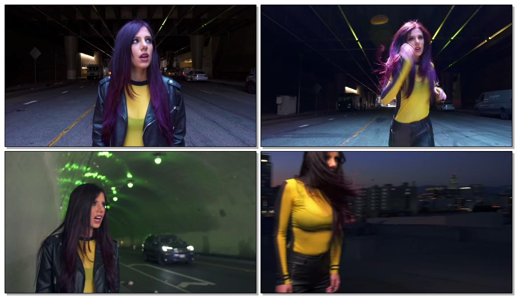 [1080P] J2 - New Divide (feat. Avery) 即将上映电影《阿丽塔-战斗天使》预告片背景音乐