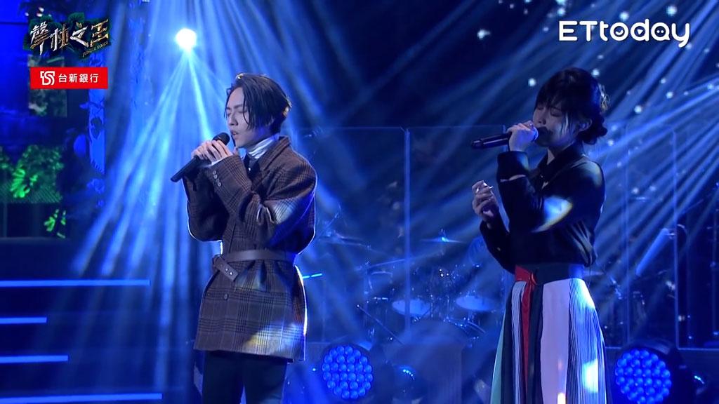 [1080P] 李佳欢&林宥嘉 - 浪费《声林之王》官方现场live