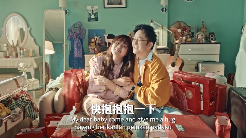 [1080P] 筷子兄弟《天气预爆》Namewee黄明志 DEMO版