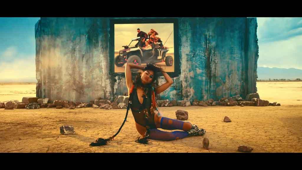 [1080P]  David Guetta&Nicki Minaj&Afrojack - Hey Mama 官方HD-MV