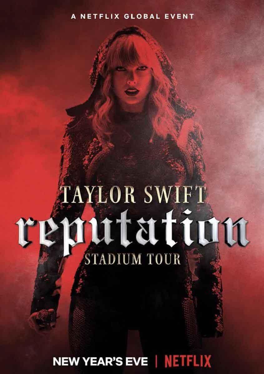 "[4K] Netflix源.泰勒·斯威夫特Taylor Swift:""举世盛名""巡回演唱会2018 UHD 《23G》"