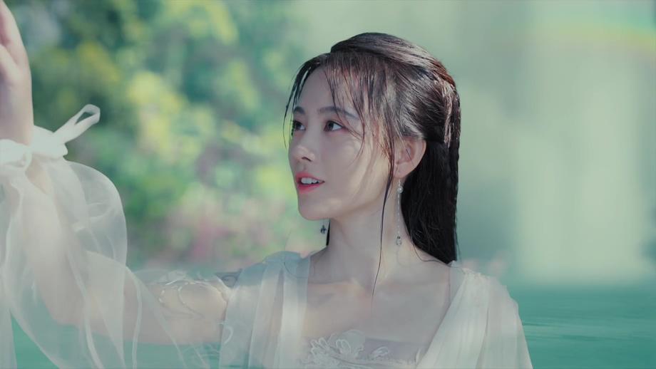 [1080P] 鞠婧祎 - 青城山下白素贞 电视剧《新白娘子传奇》插曲