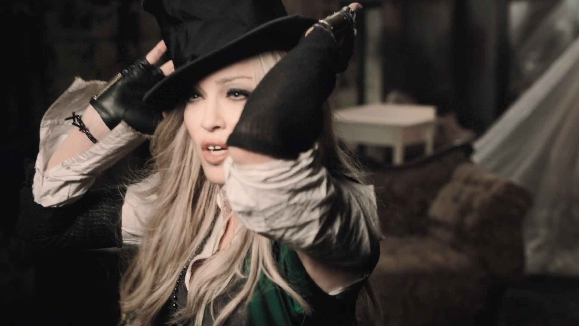 [1080P] Madonna - Ghosttown 高码版