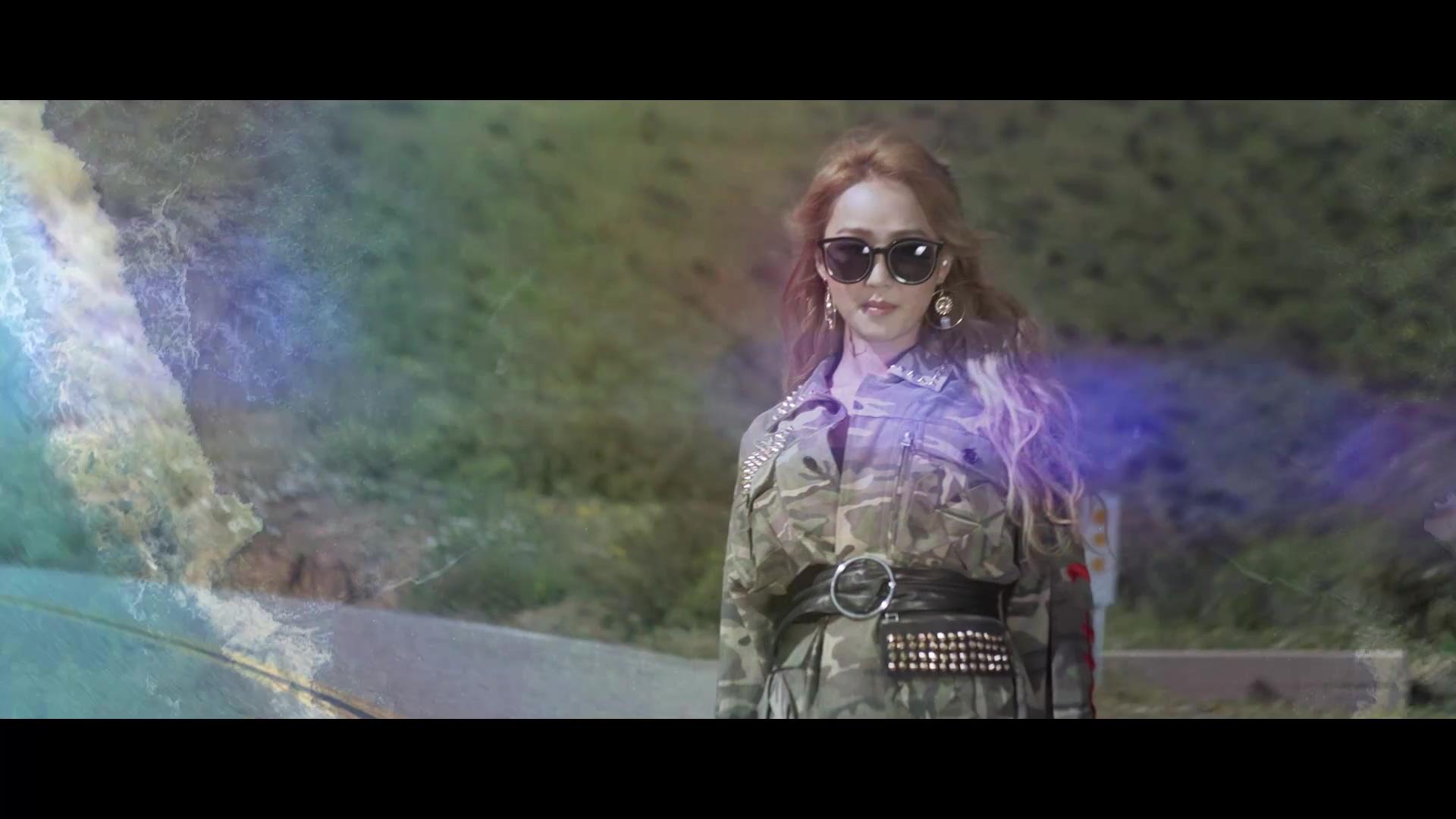 [1080P] 孝琳 & CHANGMO - BLUE MOON (Bugs – 394.2m)