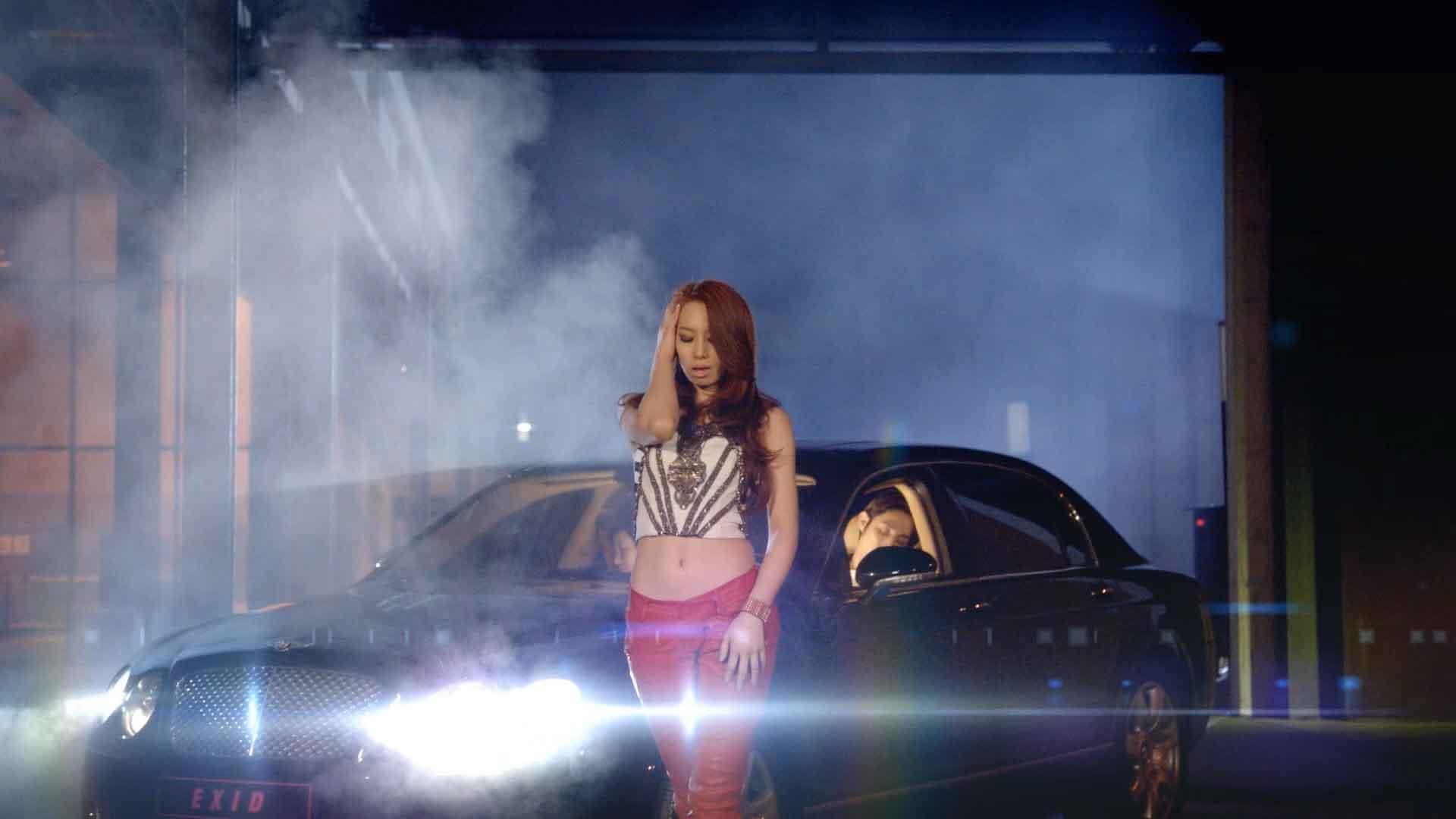 [1080P] EXID - Whoz That Girl(Melon - 296M)