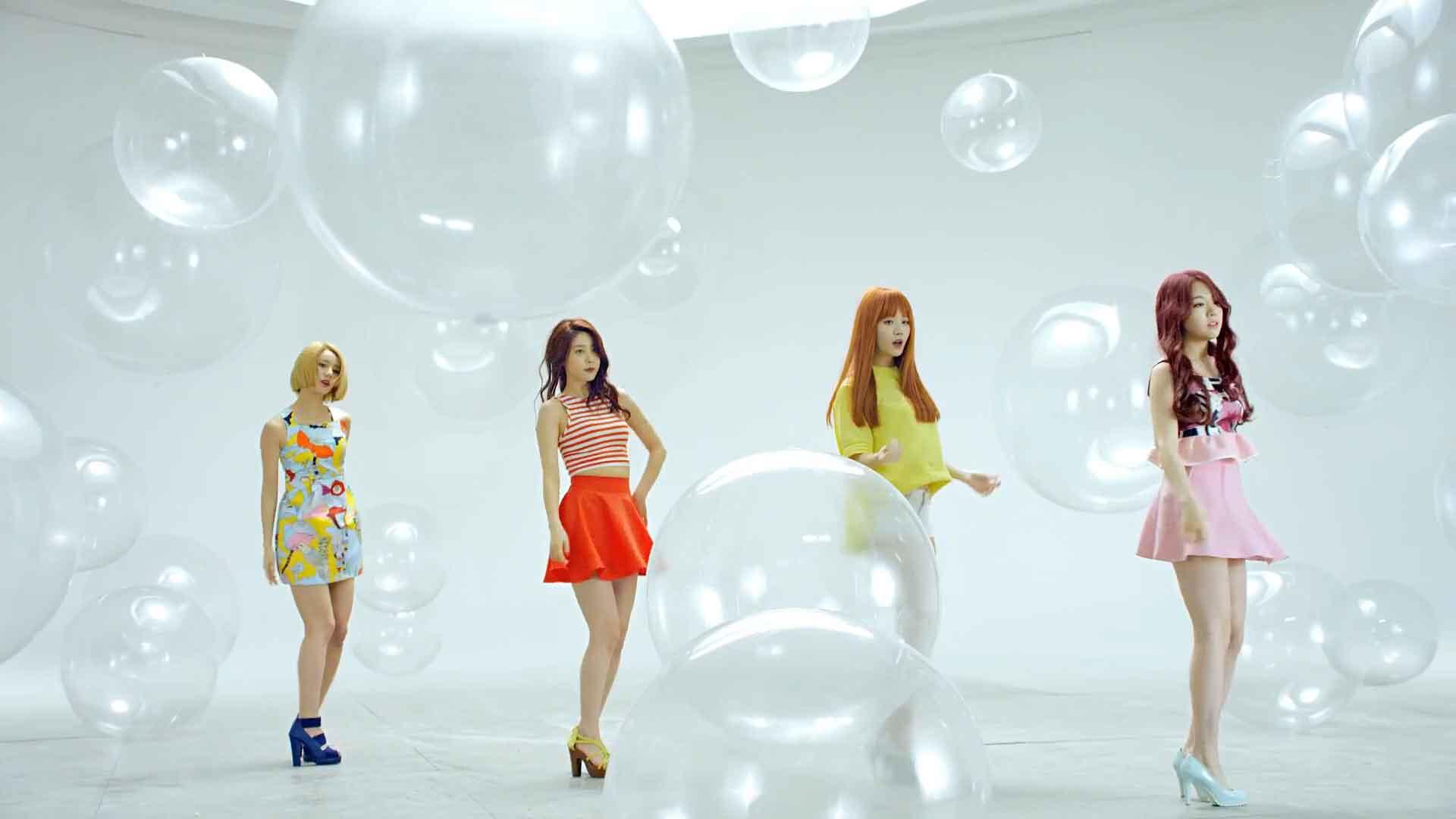 [1080P] Girl's Day - Hello Bubble(Bugs - 205M)