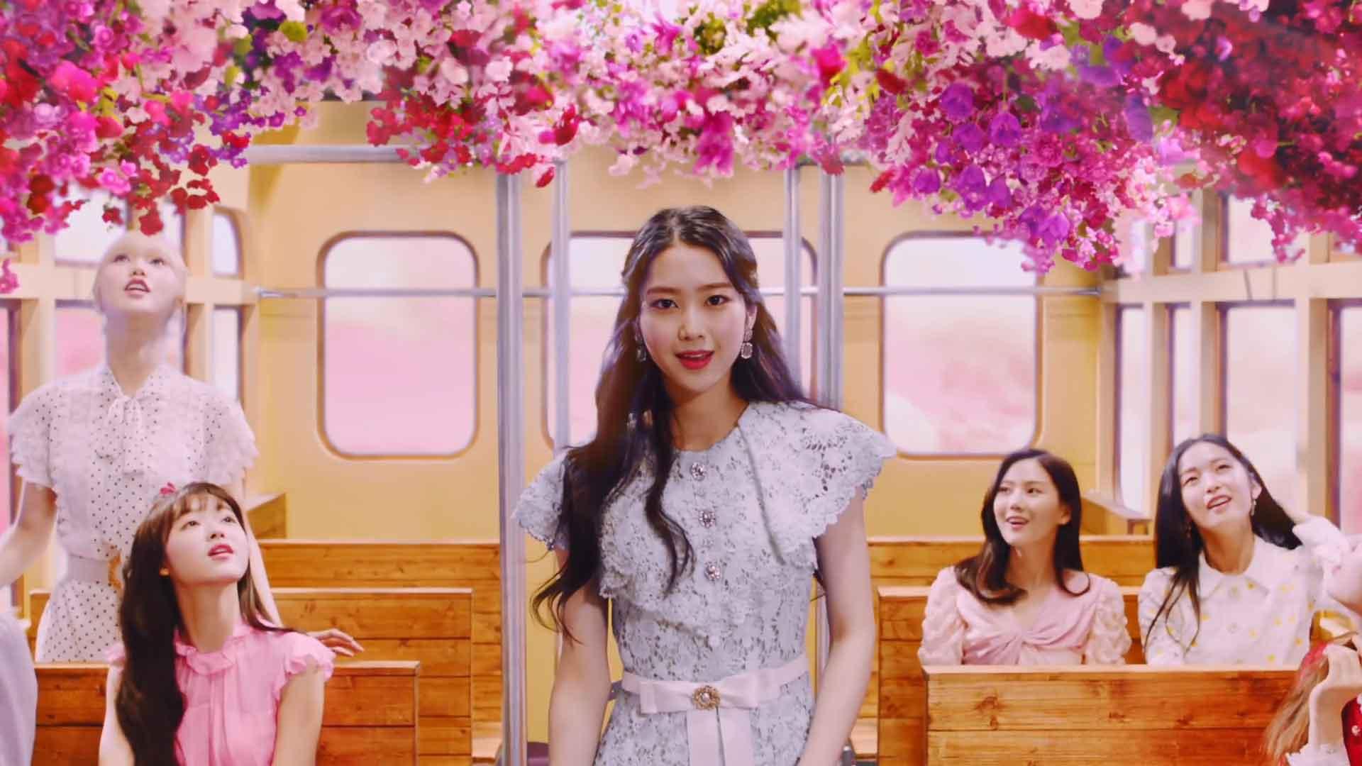 [1080P] OH MY GIRL - SSFWL  官方HD-MV