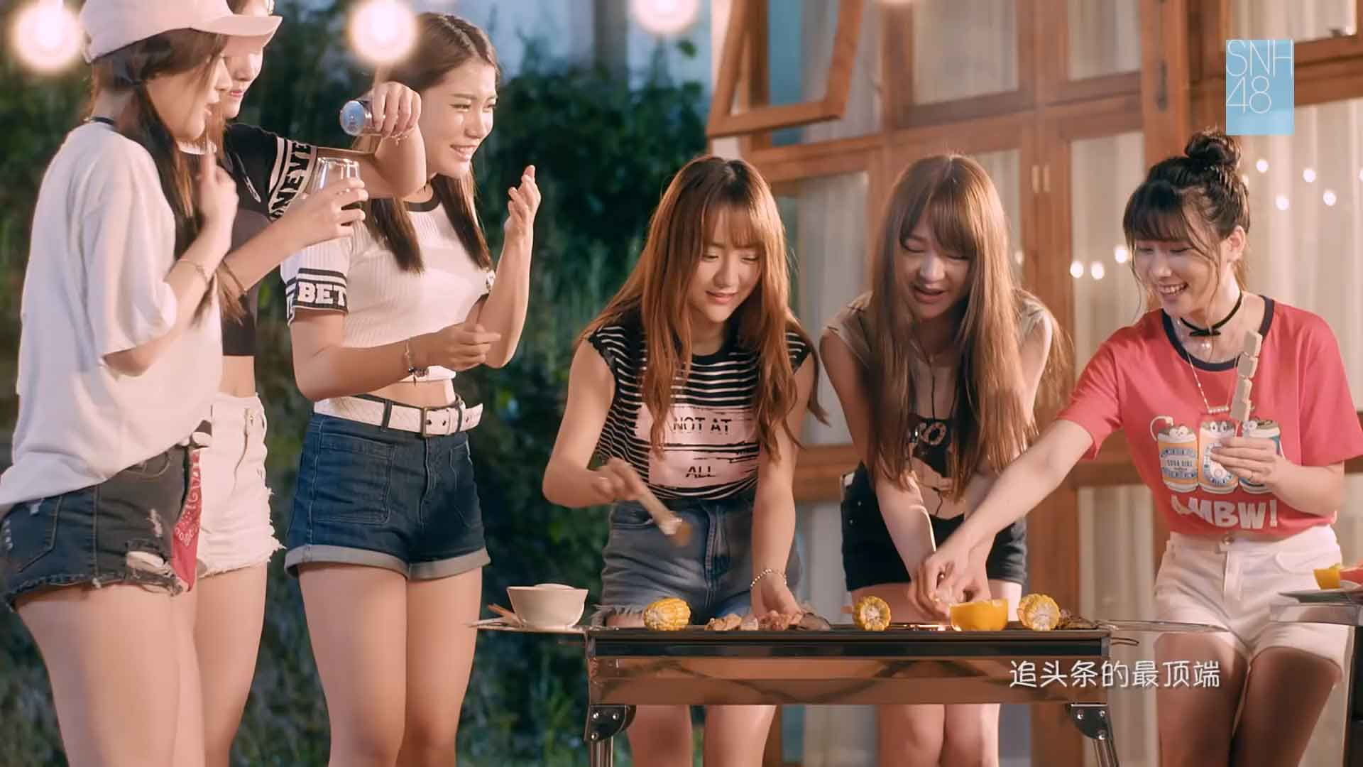 [1080P] - SNH48 - 潮流冠军  正式版 官方HD-MV