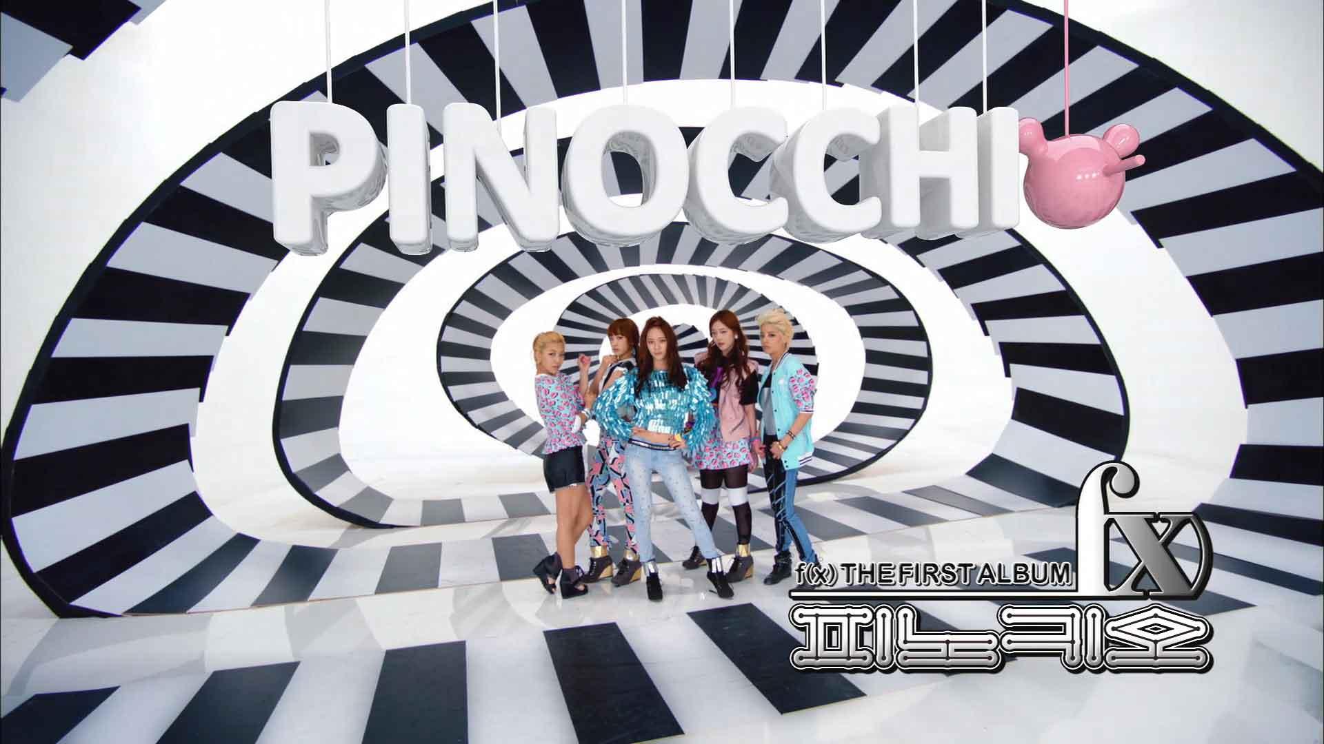 [1080P] f(x) - Pinocchio(Danger) (GomTV - 237M)