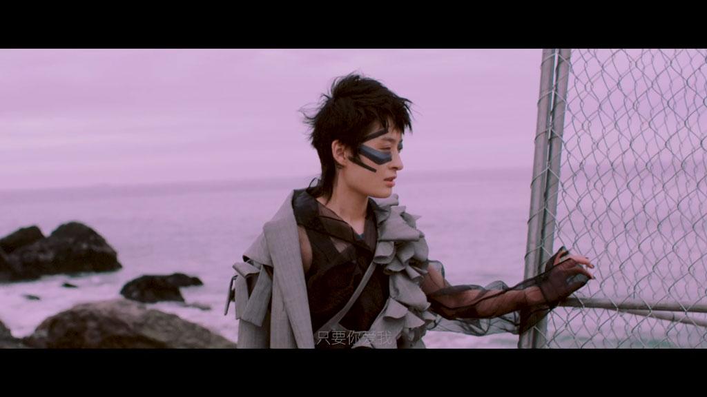 [1080P] 曾轶可 - 雌雄同体 官方完整版无水印MV