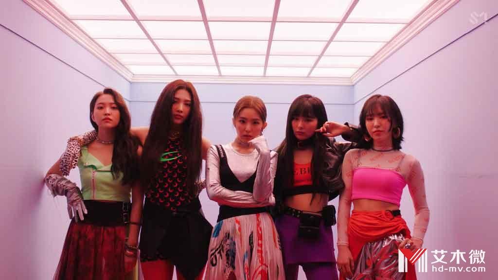 [4K] Red Velvet - Zimzalabim (Bugs - 940M)