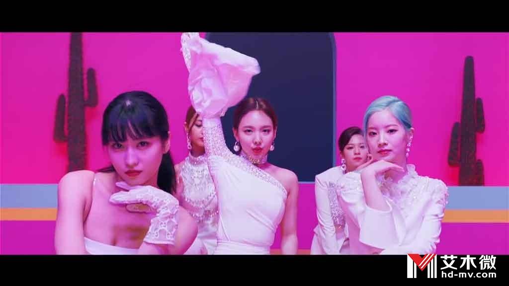 [1080P] TWICE - Breakthrough 官方HD-MV