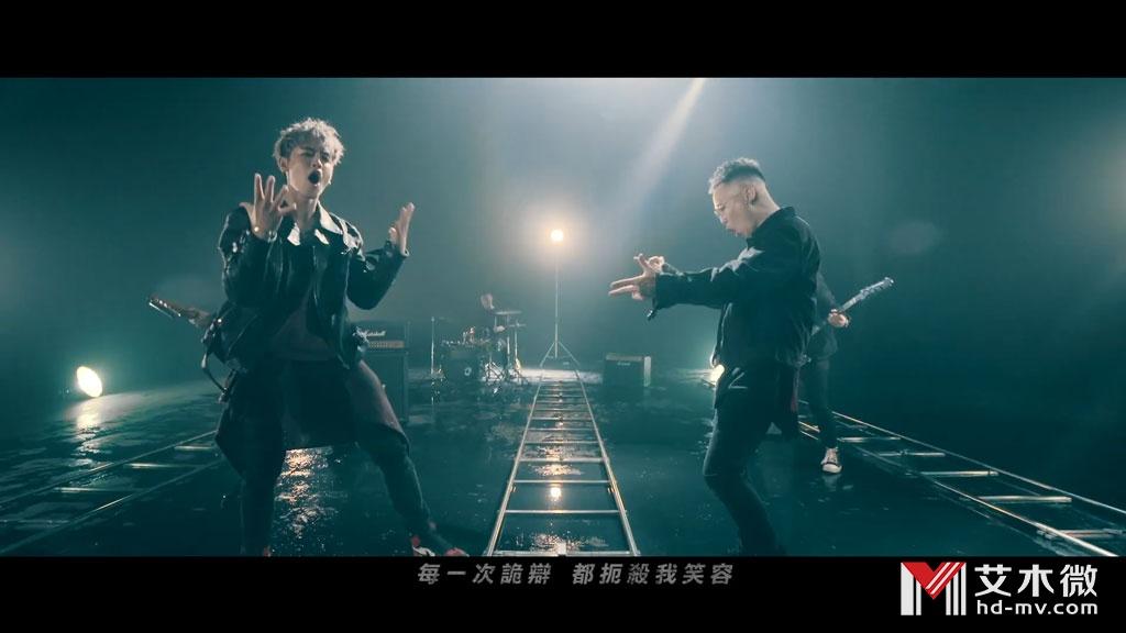 [1080P] 鼓鼓&吕思纬&萧秉治《 K.O. 》华视中天电视剧《最佳利益》片头曲