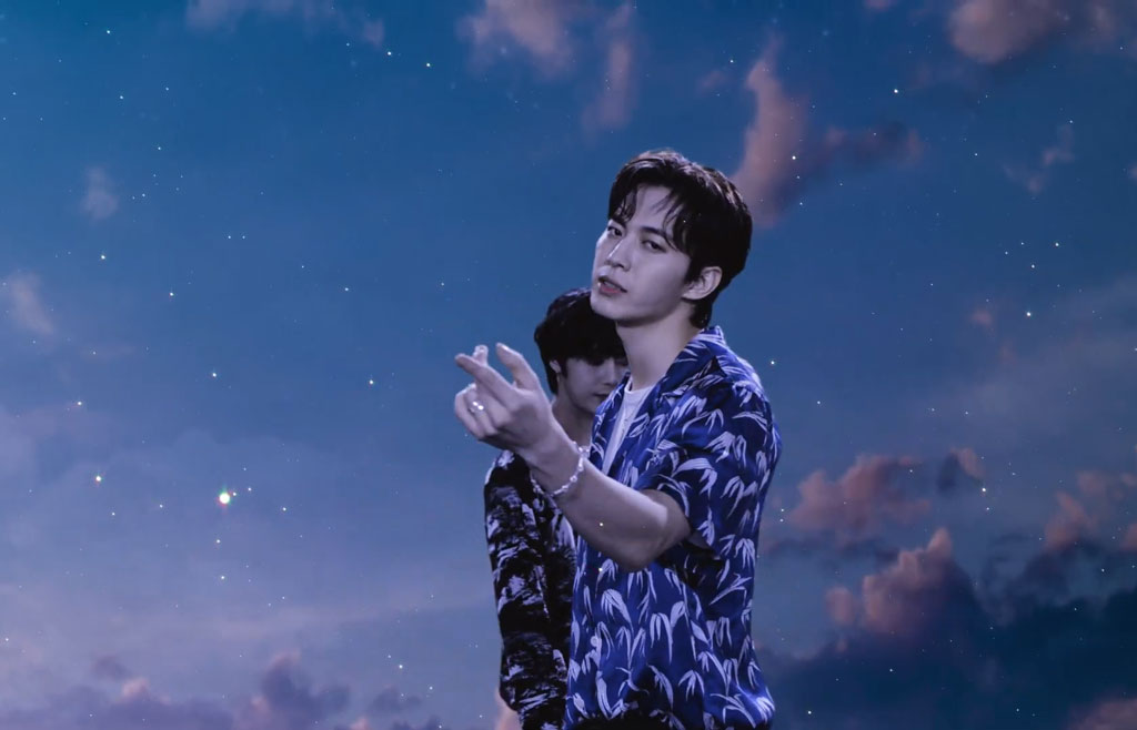 [1080P] HONG BIN(홍빈)(VIXX), HYUNG WON(형원)(MONSTA X) _ COOL LOVE (Prod.dress)