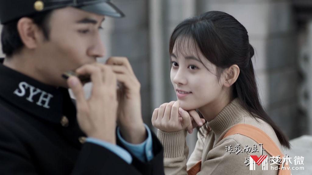 [1080P] 鞠婧祎 一双翅膀 电视剧《请赐我一双翅膀》片尾曲MV