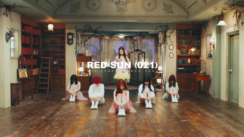 [1080P] GWSN - RED-SUN(021) (Performance Ver)