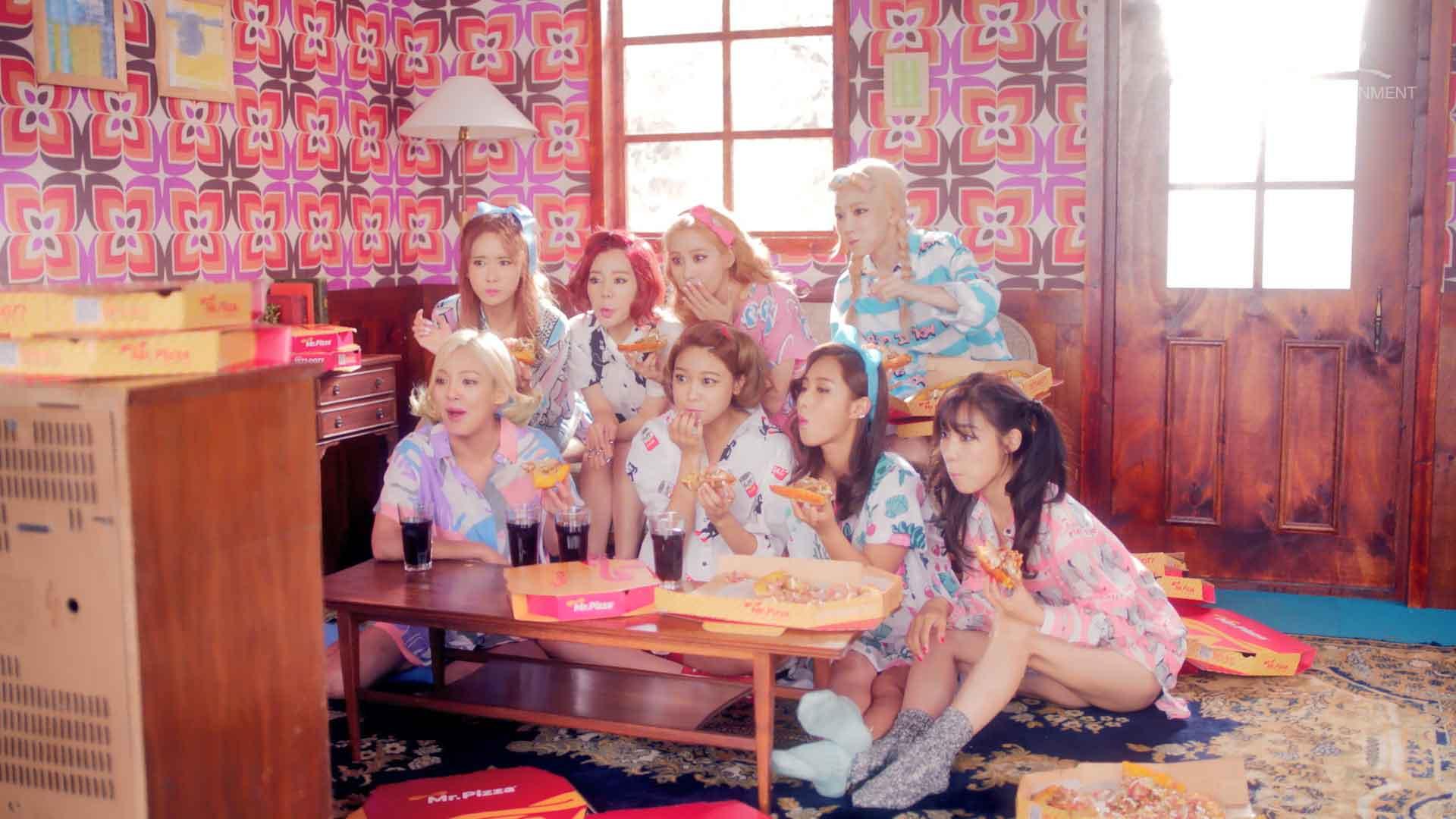 [1080P] 少女時代Girls' Generation - Lion Heart (Bugs - 976M)