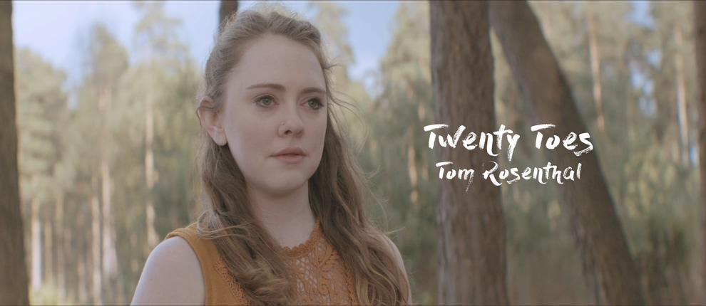 [1080P] Tom Rosenthal - Twenty Toes (Official Video)