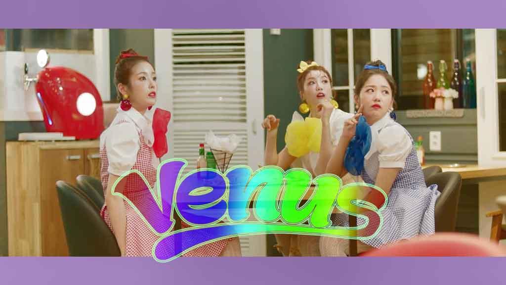 [1080P] VENUS - Turn Signal 官方HD-MV