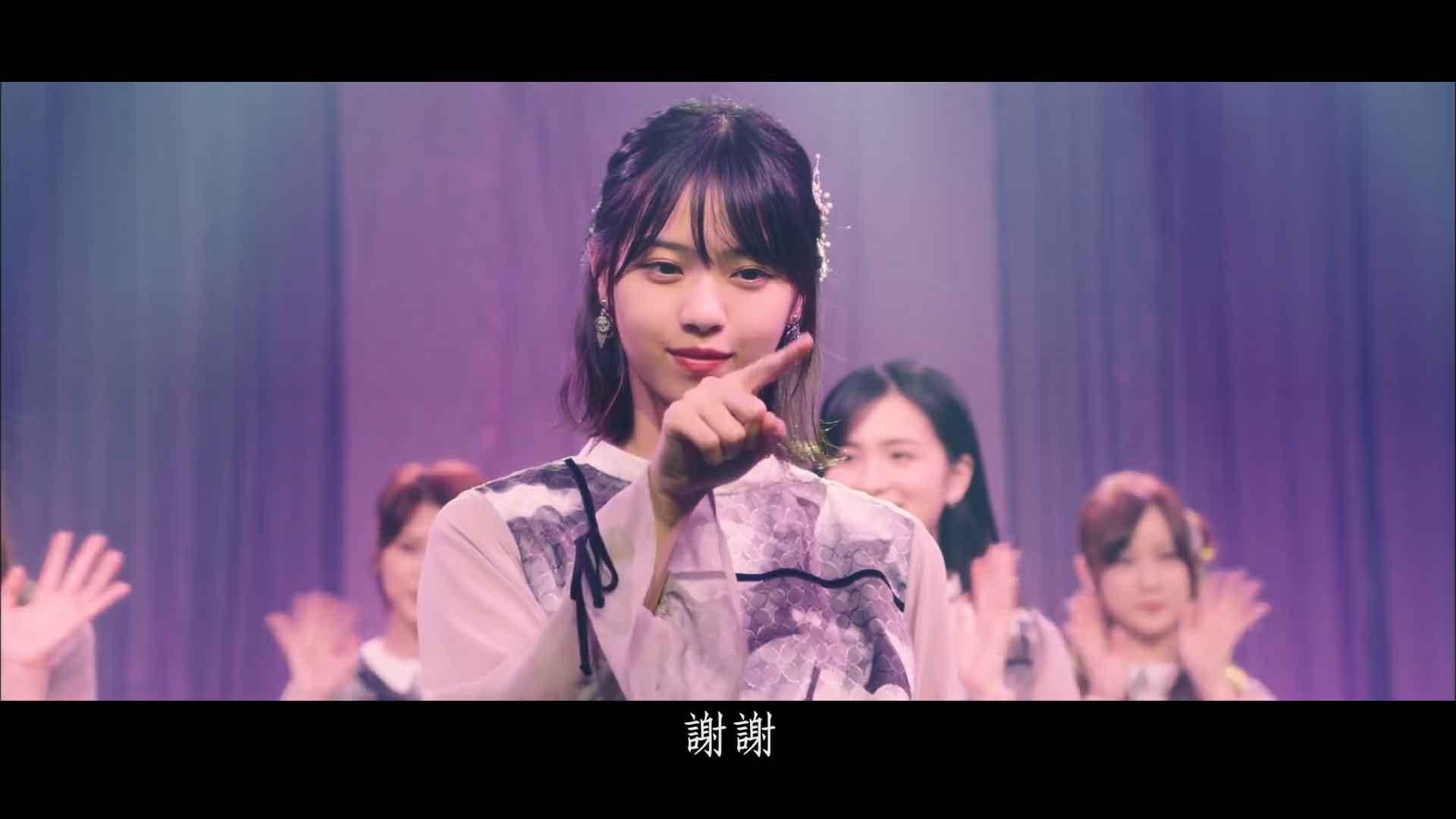 [1080P] 乃木坂46 -  想绕远路回家 (中文字幕版)