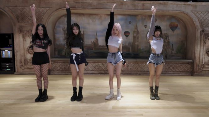 BLACKPINK - Lovesick Girls (DANCE PRACTICE VIDEO) 4k.mp4_