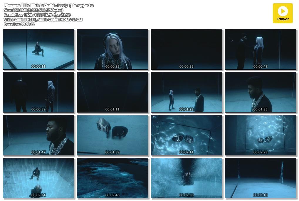 Billie Eilish & Khalid - lovely (Blu-ray).m2ts