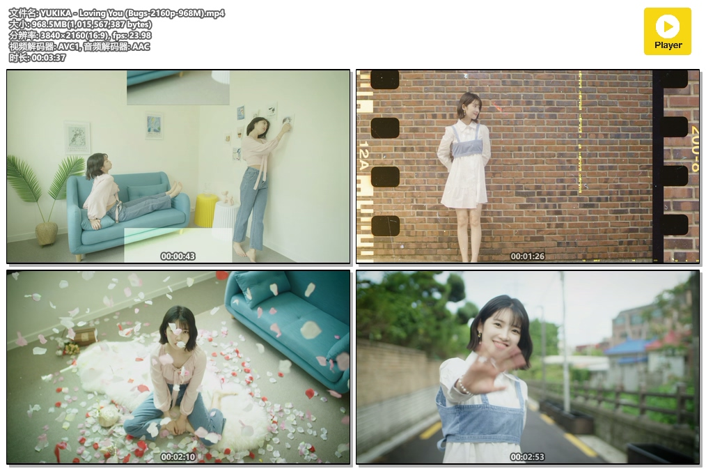 YUKIKA - Loving You (Bugs-2160p-968M).mp4